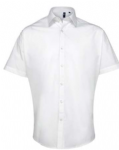 Senior Rates white Shirt, Short sleeves No pocket